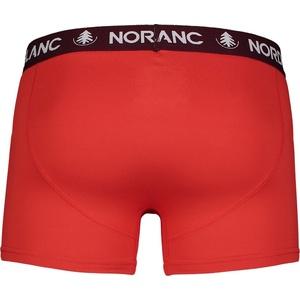 Pánské bavlněné boxerky Nordblanc Depth červená NBSPM6865_CVN, Nordblanc
