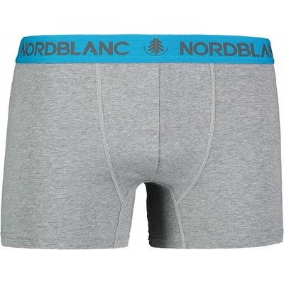 Pánské bavlněné boxerky NORDBLANC Fiery NBSPM6866_TSD, Nordblanc