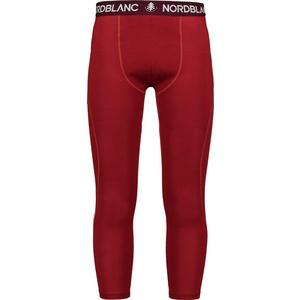 Pánské termo kalhoty Nordblanc Tensile oranžové NBWFM6871_RON, Nordblanc