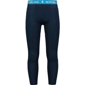 Pánské termo kalhoty Nordblanc Tensile modré NBWFM6871_ZEM, Nordblanc