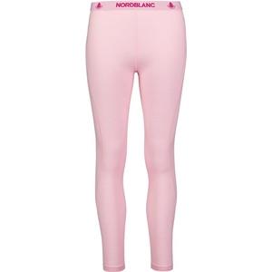 Dámské termo kalhoty Nordblanc Rapport růžové NBWFL6874_KRR, Nordblanc