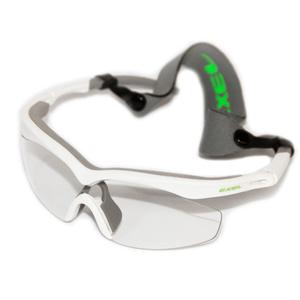 Brýle EXEL GOGGLES HURRICANE white/neon green senior, Exel
