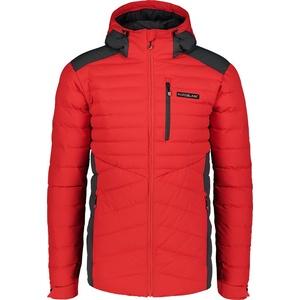 Pánská zimní bunda Nordblanc Shale červená NBWJM6910_MOC, Nordblanc
