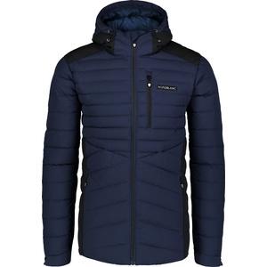 Pánská zimní bunda Nordblanc Shale modrá NBWJM6910_TEM, Nordblanc