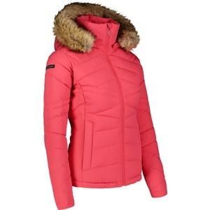 Dámská zimní bunda Nordblanc Pucker růžová NBWJL6927_JER, Nordblanc