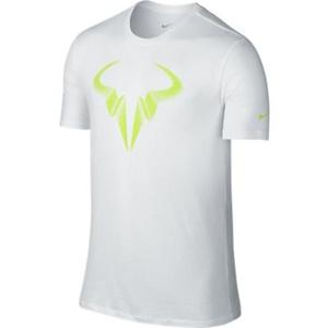 Triko Nike Rafael Nadal Icon Tee 698234-100, Nike