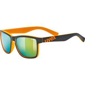 Sluneční brýle Uvex LGL 39 Black Mat Orange (2616), Uvex