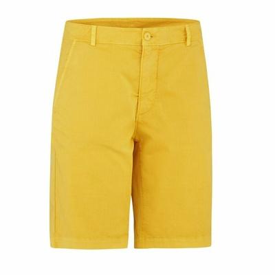 Dámské kraťasy Kari Traa Songve 622459, žlutá, Kari Traa