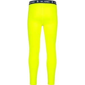Pánské termo kalhoty Nordblanc STARTLE žluté NBBMD7088_BPZ, Nordblanc