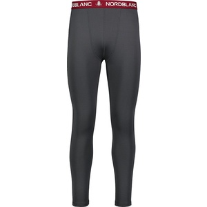 Pánské termo kalhoty Nordblanc STARTLE šedé NBBMD7088_GRA, Nordblanc