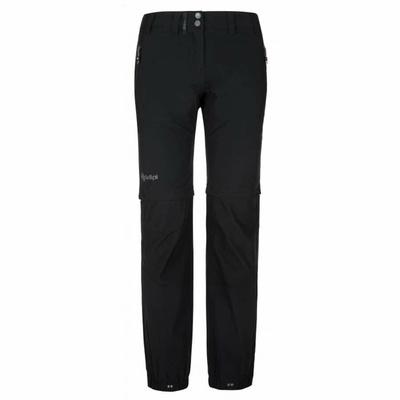 Pánské technické outdoorové kalhoty Kilpi HOSIO-M černé