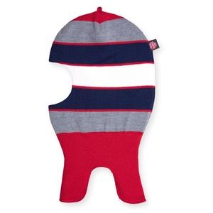 Dětské pletená kukla Kama DB19 104 červená, Kama
