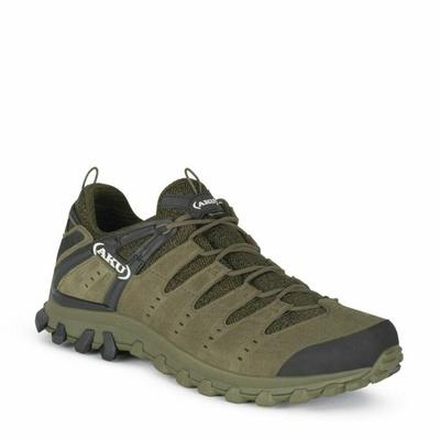 Pánské boty AKU Alterra Lite GTX zeleno/černá, AKU