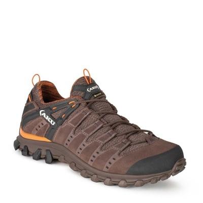 Pánské boty AKU Alterra Lite GTX hnědo / oranžová, AKU