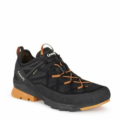 Pánské boty AKU Rock Dfs GTX černo/oranžová, AKU