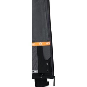 Pánská lyžařská softshell bunda Nordblanc Struggle NBWSM7322_CRN, Nordblanc