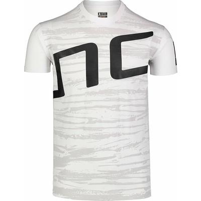 Pánské tričko Nordblanc Iantos bílá NBSMT7393_BLA