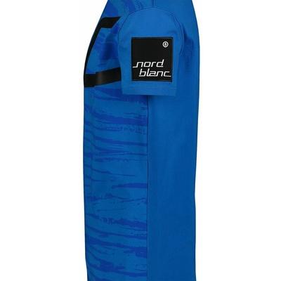 Pánské tričko Nordblanc Iantos modré NBSMT7393_INM