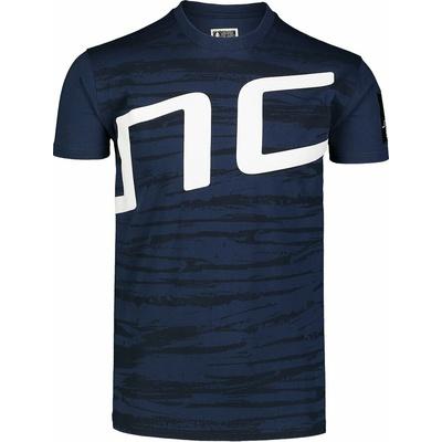 Pánské tričko Nordblanc Iantos tm. modrá NBSMT7393_MOB