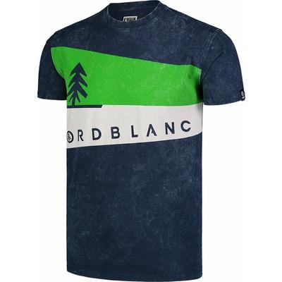 Pánské tričko Nordblanc Graphic tm. modré NBSMT7394_MOB