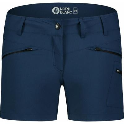 Dámské lehké outdoorové šortky NORDBLANC Simplicity NBSPL7418_NOM, Nordblanc