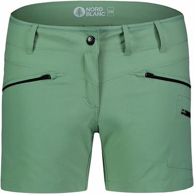 Dámské lehké outdoorové šortky NORDBLANC Simplicity NBSPL7418_PAZ
