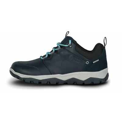 Dámské kožené outdoorové boty Nordblanc Dona NBSH7442_NVY, Nordblanc
