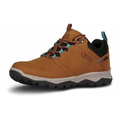 Dámské kožené outdoorové boty Nordblanc Dona NBSH7442_TAN, Nordblanc