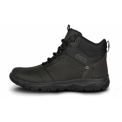 Dámské kožené outdoorové boty Nordblanc Primadona NBSH7443_BLK