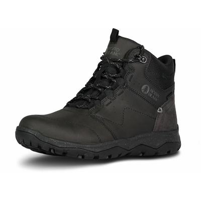 Dámské kožené outdoorové boty Nordblanc Primadona NBSH7443_BLK, Nordblanc