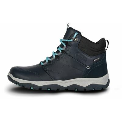 Dámské kožené outdoorové boty Nordblanc Primadona NBSH7443_NVY