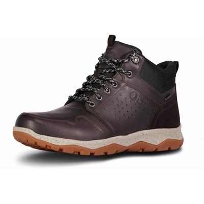 Pánské kožené outdoorové boty Nordblanc Futuro NBSH7445_BRN, Nordblanc