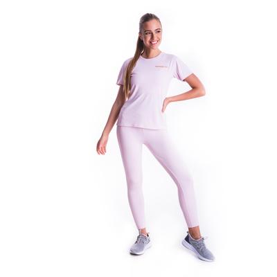 Dámské funkční tričko Nordblanc Training růžové NBSLF7450_BRR