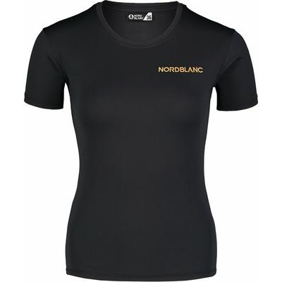 Dámské funkční tričko Nordblanc Training černé NBSLF7450_CRN