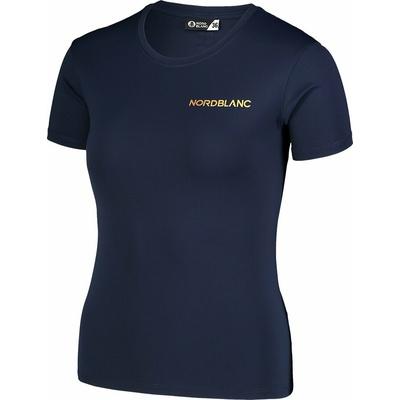 Dámské funkční tričko Nordblanc Training modré NBSLF7450_NMM
