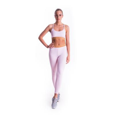 Dámské fitness legíny Nordblanc Flexibility růžové NBSPL7454_BRR, Nordblanc