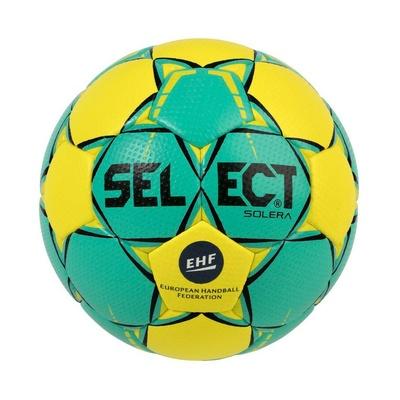 Míč na házenou Select HB Solera žluto-zelená, Select