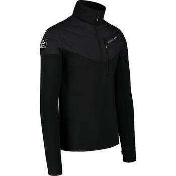 Pánská sportovní bunda Nordblanc Turtleneck černá NBWJM7521_CRN, Nordblanc