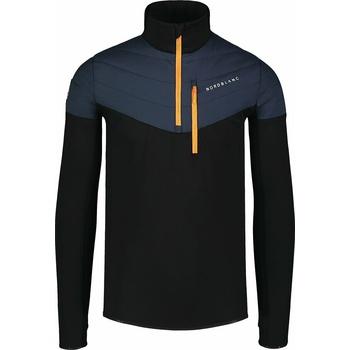 Pánská sportovní bunda Nordblanc Turtleneck modrá NBWJM7521_EBM, Nordblanc