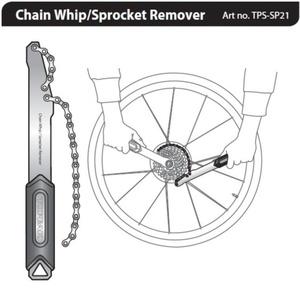 Stahovák Topeak Chain Whip/Sprocket Remover TPS-SP21, Topeak
