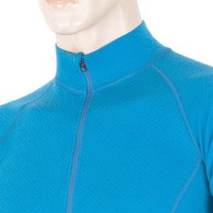 Pánské triko Sensor MERINO DOUBLE FACE modré 15100024, Sensor