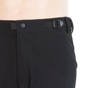 Pánské cyklo kalhoty Sensor Helium černá/červená 11102525