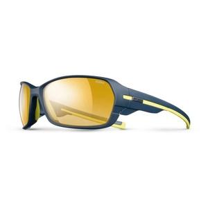 Sluneční brýle Julbo DIRT 2.0 Zebra dark blue/yellow , Julbo