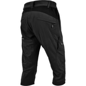 Pánské 3/4 sportovní kalhoty Silvini Tesino MP630 black , Silvini