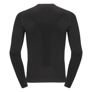 Triko Zajo Contour M T-shirt LS Black