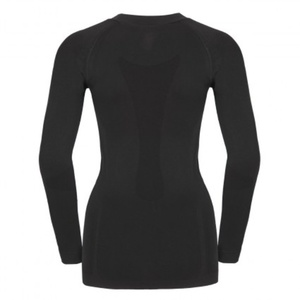 Triko Zajo Contour W T-shirt LS Black, Zajo
