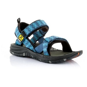 Sandály SOURCE Gobi Men's Triangles Blue, Source
