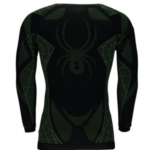 Nátělník Spyder Men`s Captain (Boxed) Seamless L/S 787210-018, Spyder