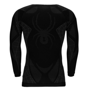 Nátělník Spyder Men`s Captain (Boxed) Seamless L/S 787210-001, Spyder