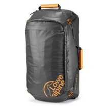 Taška Lowe Alpine AT Kit Bag 60 Anthracite/tangerine